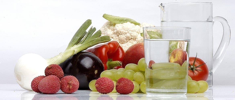 Еда и вода